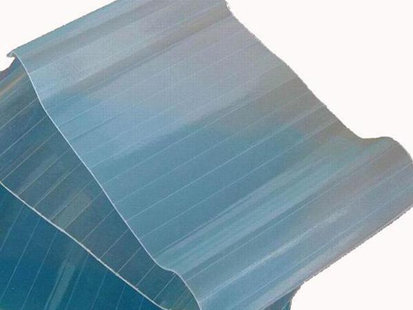 河南透明瓦的主要材料是什么?